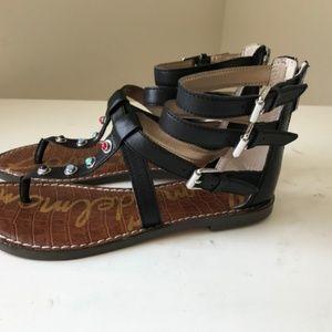 Sam Edelman Genevive Studded Gladiator sandal New